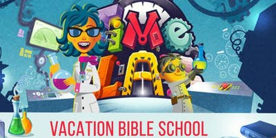 Vacation Bible School- The ROCK
