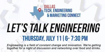 Let's Talk Engineering
