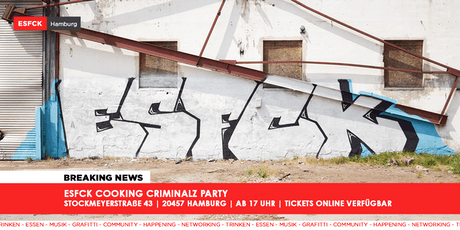 Cooking Criminalz Party Tickets