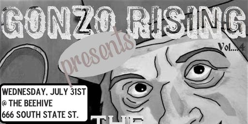 Gonzo Rising IV: The Liar's Seance Variety Hour