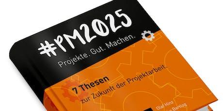 Meetup #PM2025 | Was braucht die neue Arbeitswelt: Können durch Führung Tickets
