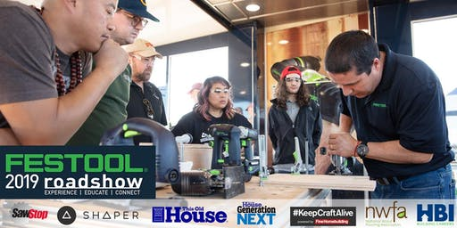 Festool Roadshow 2019: Montreal