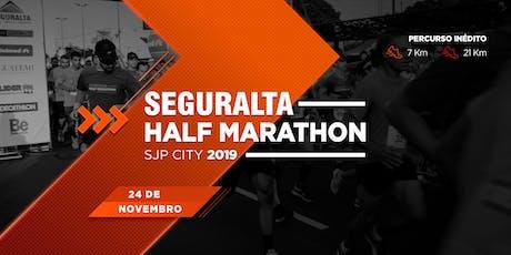 Seguralta Half Marathon SJP City 2019 ingressos