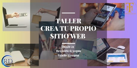 Taller Crea Tu Propio Sitio Web entradas