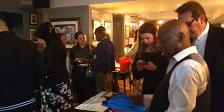 FASHION BUSINESS NETWORKING WITH THE SECRET FASHION NETWORK tickets