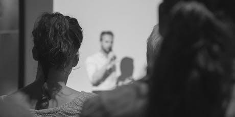 TecEve: Kreativität und Technologie – Das Licht der Zukunft Tickets