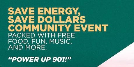 Power Up 901 Community Fair tickets
