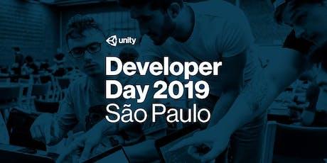 Unity Developer Day São Paulo ingressos