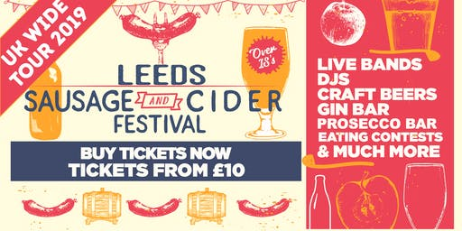 Sausage And Cider Fest - Leeds