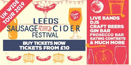 Sausage And Cider Fest - Leeds