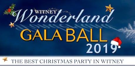 Witney Wonderland Ball 2019 tickets