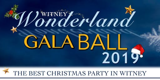 Witney Wonderland Ball 2019
