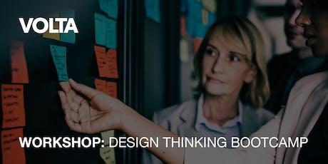 Design Thinking Bootcamp tickets