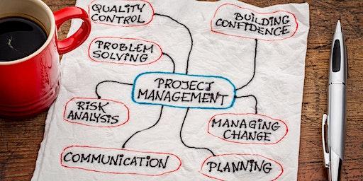 Project Management Essentials [3-Day Sudbury, Mar 23-25, 2020]