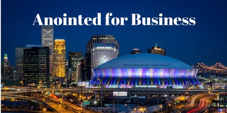 Anointed for Business Online Class tickets