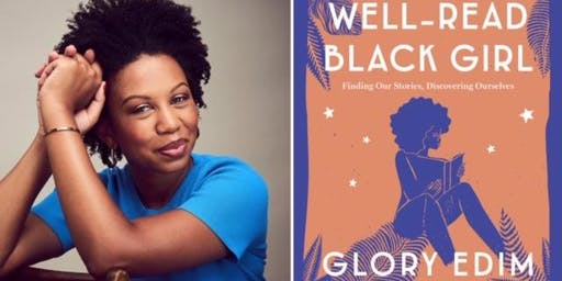 WRBG Book Club at Source Booksellers with Glory Edim