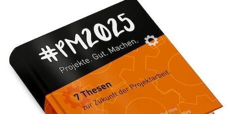 Meetup #PM2025 | Einsame Helden waren gestern: Miteinander erfolgreich Tickets