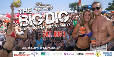 Big Dig North Ave Beach Party tickets
