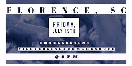 MzClassyEnt Network Promo Run : Florence, SC  tickets