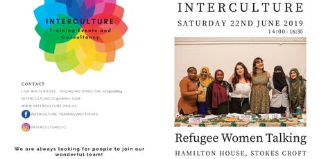 Refugee Women Talking tickets