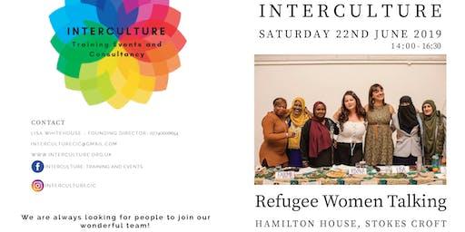 Refugee Women Talking