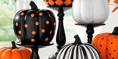 Urban Living Programme: Painted Pumpkin Workshop tickets