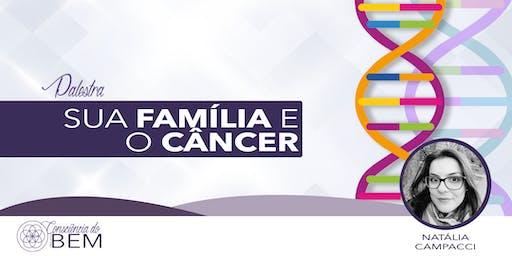 [Barretos/SP] Sua Família e o Câncer
