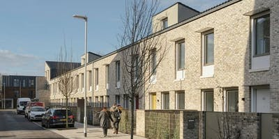 RIBA East Great British Buildings Talks and Tours: Goldsmith Street