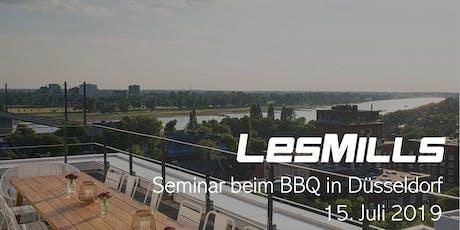 LES MILLS Seminar beim BBQ in Düsseldorf tickets