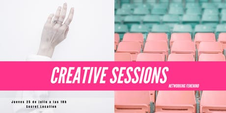 Creative Sessions - Networking para mujeres creativas tickets