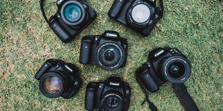 Explore Your Canon DSLR tickets