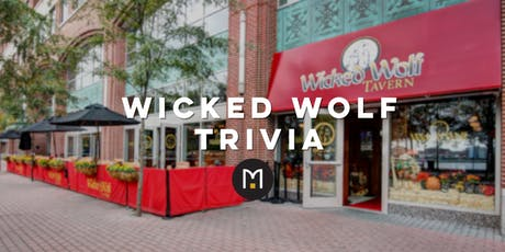 Wicked Wolf Trivia tickets