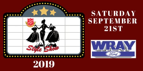 Salvation Army Women's Auxiliary 'Showtime' Style Show & Purse Auction  tickets