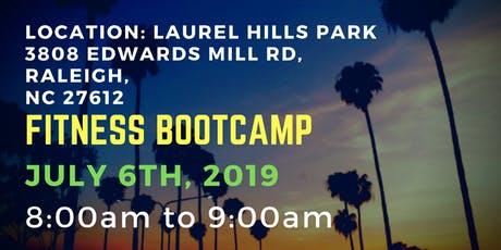 Fat Loss Fitness Boot Camp (My Hero Training Camp) tickets