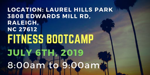 Fat Loss Fitness Boot Camp (My Hero Training Camp)