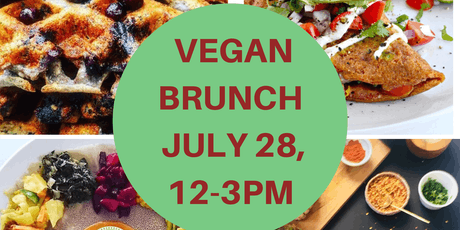VEGAN SUMMER BRUNCH tickets