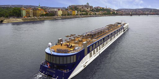 Luxury at Sea with AmaWaterways