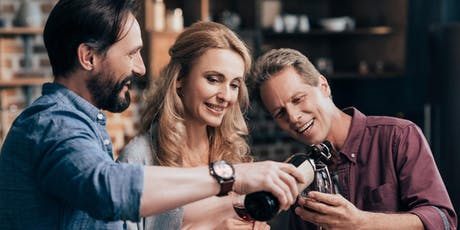 90 Minute Wine Expert: An Intro to Understanding & Appreciating Wine tickets