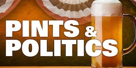 Milwaukee GOP July Pints & Politics tickets