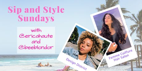 Sip and Style Sundays tickets