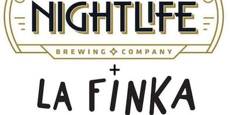 BEER FEST at Nightlife Brewing Company tickets