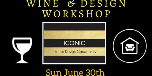 Wine & Design Workshop