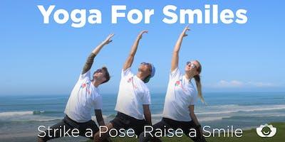 Family Yoga for Smiles
