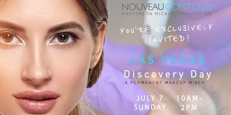 Nouveau Contour: Permanent Makeup Mixer Las Vegas tickets