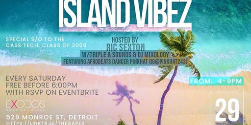 Island Vibez ***June 29th***