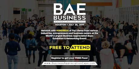 Business Appreciation Expo 2019 tickets