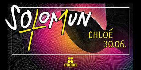 SOLOMUN + 1 Chloé tickets