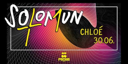 SOLOMUN + 1 Chloé