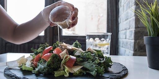 Mix it Up: Seasonal Salad Dressings