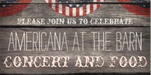 Americana at the Barn